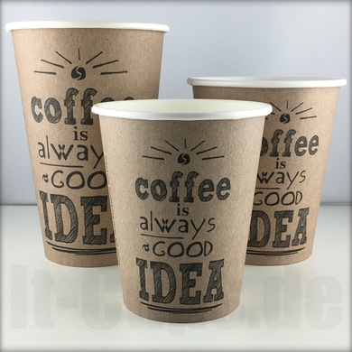 27 coffee to go becher bedruckt